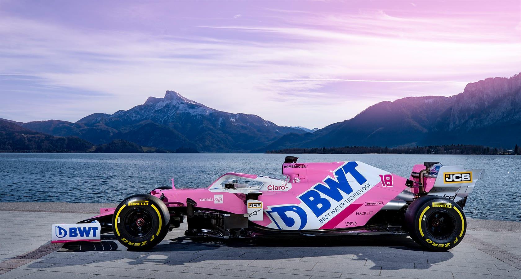 Formel 1 Bwt